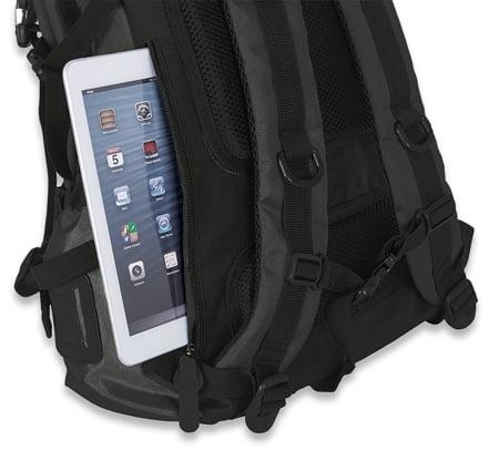 """Manhattan 15.6"""" Zippack Notebook Backpack Colour:Black"""
