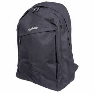 Manhattan Knappack - Backpack, Lightweight, Top-Loading, For Laptop Computers Up To 15.6""