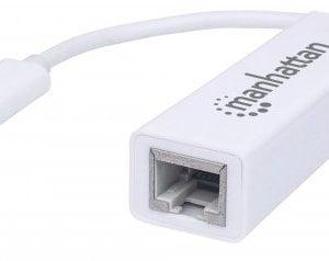 Manhattan Type-C to Gigabit Network Adapter
