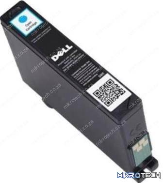 Dell (Series 33) Cyan V525W & V725 Original Extra High Capacity Ink Cartridge