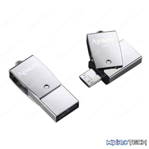 Apacer AH750 16GB USB 3.1 Gen 1 Dual Flash Drive