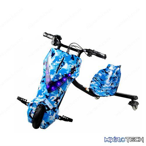 Sceedo 360 Electric Tricycle - Camouflage