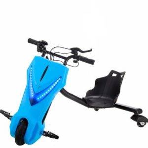 Sceedo 360 Electric Tricycle - Blue