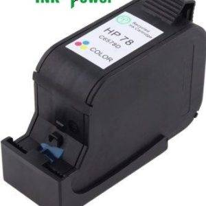 Inkpower Generic for HP 78 Deskjet Colour Inkjet Cartridge
