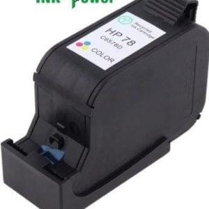 Inkpower Generic for HP 78 Deskjet Colour Inkjet Cartridge