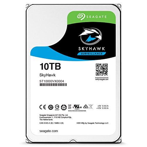 Seagate SkyHawk 10TB 3.5 inch Internal Hard Disk Drive