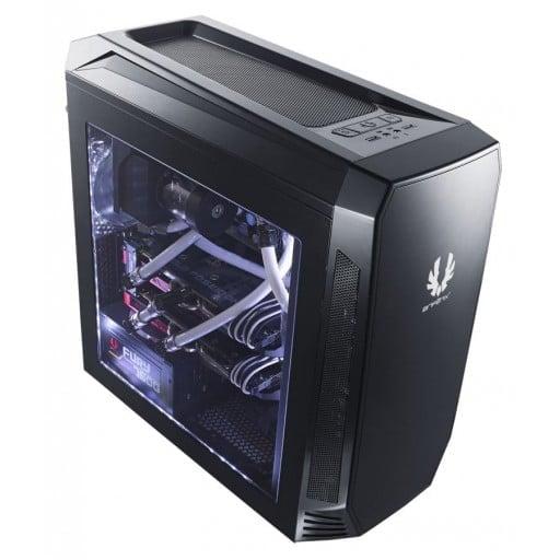 BitFenix Aegis Black Windowed Side Panel Micro-ATX Gaming Chassis