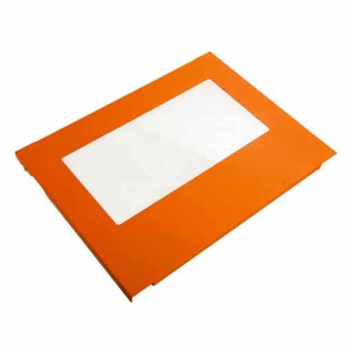 BitFenix Prodigy Acrylic Windowed Side Panel - Orange