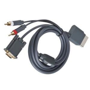 CAB: XBOX 360 VGA CABLE