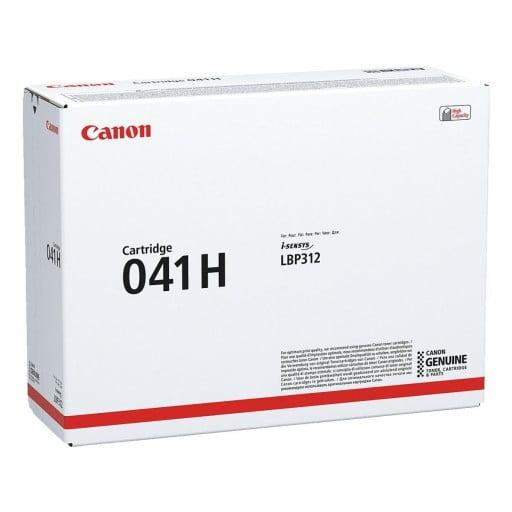 Canon 041H LBP312 High Yield Black Original Laser Toner Cartridge
