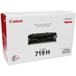 Canon 719H LBP253x Black Original Laser Toner Cartridge