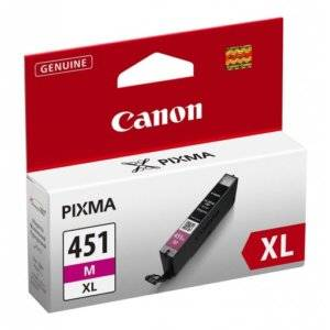 Canon CLI-451M Magenta XL 680p Ink Cartridge