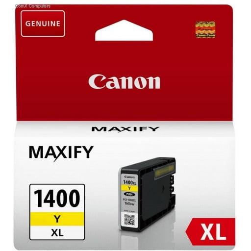 Canon PGI-1400XL Y Yellow DRHD XL Ink Tank (MB2040, MB2340)