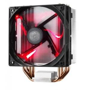 Cooler Master Hyper 212 LED 120mm Red Led Fan CPU Cooler