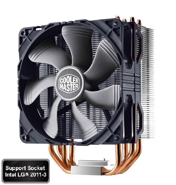Cooler Master Hyper 212X 120mm Fan CPU Cooler