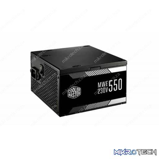 Cooler Master MPW-5502-ACABW MWE 550W 80 Plus Certified Desktop Power Supply