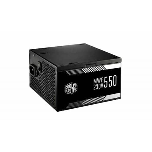 Cooler Master MWE 550W 80 Plus Certified Desktop Power Supply