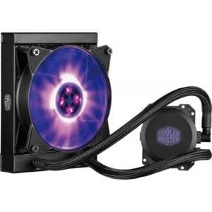 Cooler Master MasterLiquid ML120L RGB Closed Loop CPU Cooler