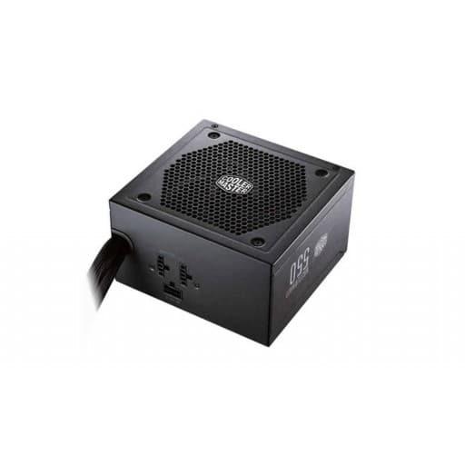Cooler Master MPX-5501-AMAAB MasterWatt 550W 80 Plus Bronze Certified Semi-Fanless Modular Desktop Power Supply