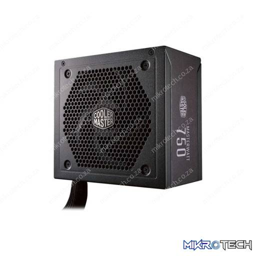 Cooler Master  MasterWatt 750W 80 Plus Bronze Certified Semi-Modular Desktop Power Supply