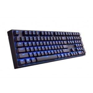 Cooler Master SGK-4060-KKCR1 QuickFire XTi Rapid Cherry MX Red Multicolour Backlit Mechanical Gaming Keyboard
