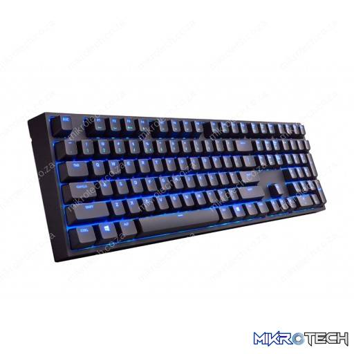 Cooler Master QuickFire XTi Rapid Cherry MX Red Multicolour Backlit Mechanical Gaming Keyboard