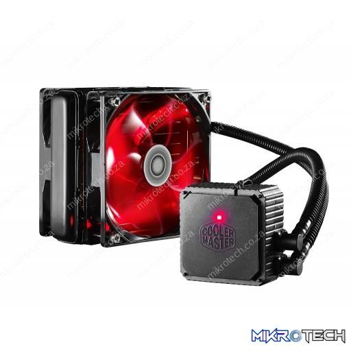 Cooler Master Seidon 120V V3 Plus Closed Loop Liquid CPU Cooler