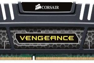 Corsair 8GB DDR3 1600MHz CL10 1.5V 240Pin Black Desktop Memory