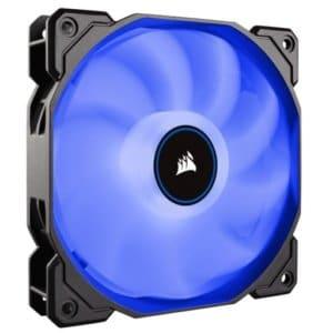 Corsair AF Series AF120 LED Low Noise Blue Case Fan - 2018 Edition