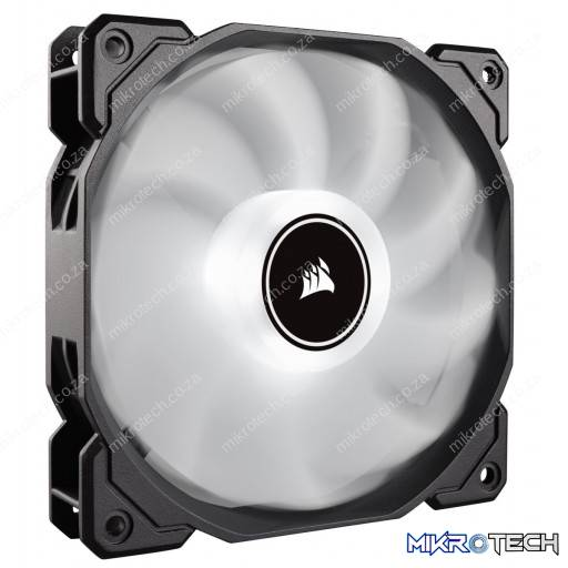 Corsair AF120 Quiet with White LED Fan