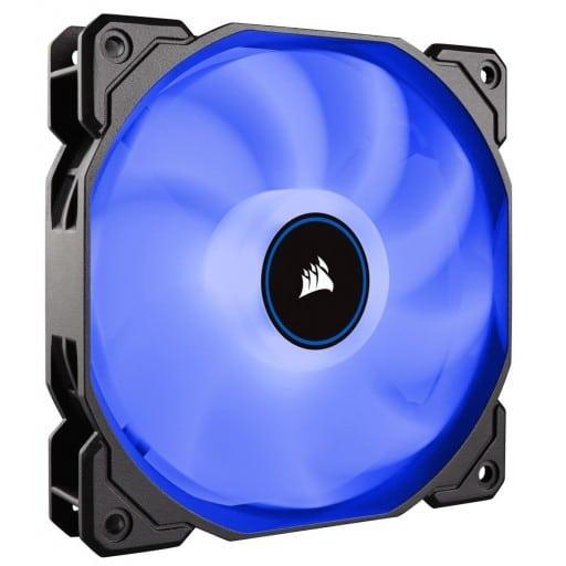 Corsair AF Series AF140 LED Low Noise Blue Case Fan - 2018 Edition