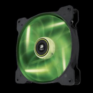 Corsair Air Series SP140 LED Green High Static Pressure 140mm Fan
