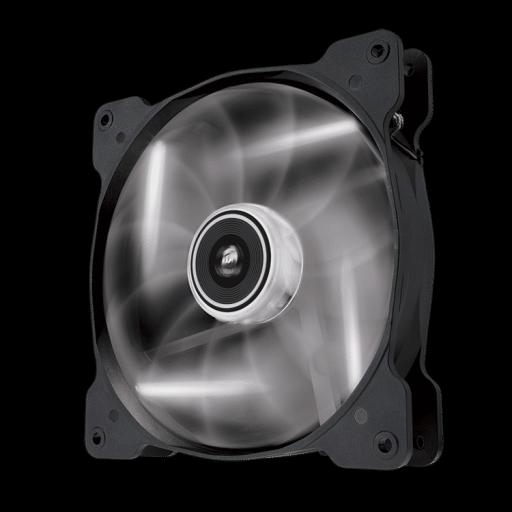 Corsair Air Series SP140 LED White High Static Pressure 140mm Fan