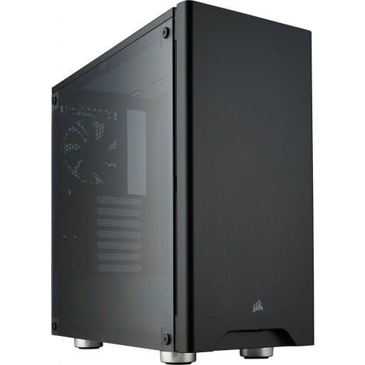 Corsair Carbide Series 275R Black ATX Mid Tower Desktop Chassis