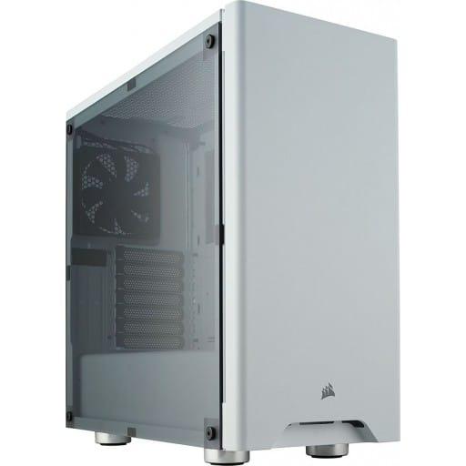 Corsair Carbide Series 275R White ATX Mid Tower Desktop Chassis