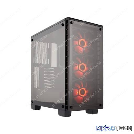 Corsair CC-9011101-WW Crystal 460X RGB Tempered Glass ATX Chassis
