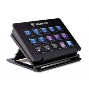 Elgato Stream Deck 15-Key Live Content Creation Controller