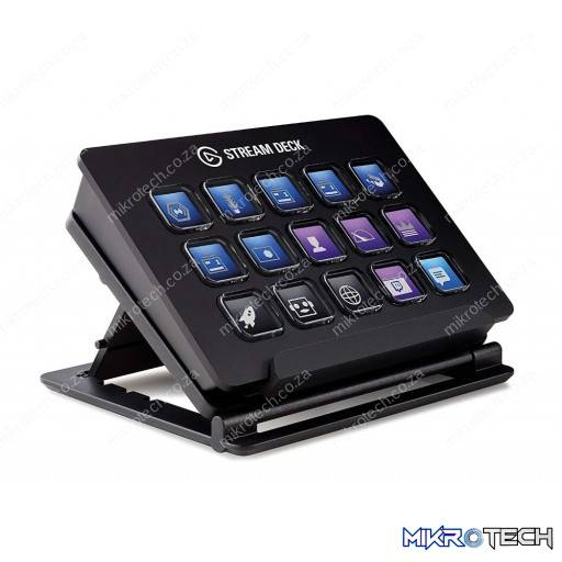 Corsair Elgato Stream Deck 15-Key Live Content Creation Controller