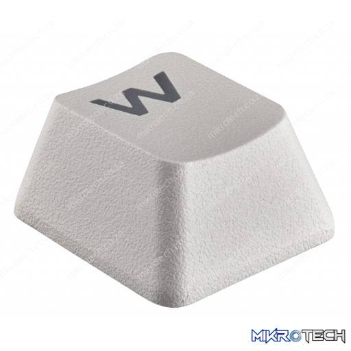 Corsair Gaming PBT Double-Shot Full 104/105-Keyset White Keycaps