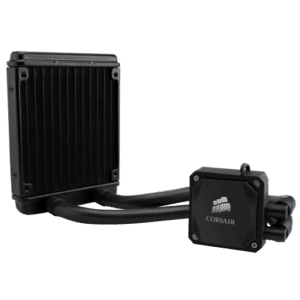 Corsair H60 Hydro Series Pre-Filled Closed Loop Liquid CPU Cooler