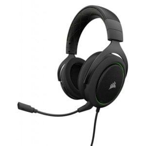 Corsair CA-9011171 HS50 Stereo Green Gaming Headset