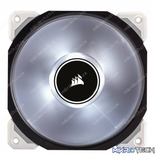 Corsair ML140 Pro 140mm White LED Magnetic Levitation Fan
