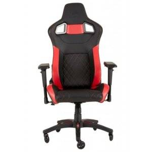 Corsair CF-9010013 T1 Race Black and Red Gaming Chair - 2018 Edition