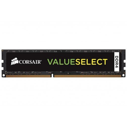 Corsair CMV4GX4M1A2133C15 Value Select 4GB DDR4 2133MHz CL15 1.2V Desktop Memory