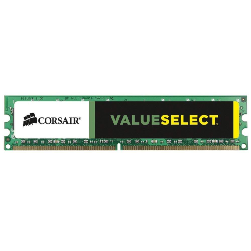 Corsair Value Select 8GB (1x 8GB) DDR3-1333 CL9 1.5V 240PIN Desktop Memory