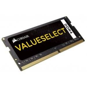 Corsair CMSO16GX4M1A2133C15 ValueSelect 16GB (1 x 16GB) 2133MHz DDR4 CL15 SODIMM 260Pin 1.2V Notebook Memory