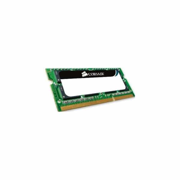 Corsair ValueSelect 1GB DDR2-800MHz 1.8V CL5 SODIMM Notebook Memory