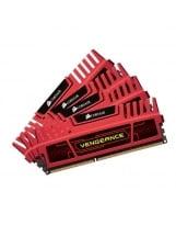 Corsair Vengeance 16GB (4 x 4GB) DDR3 2400MHz CL9 1.65V 240Pin Desktop Memory
