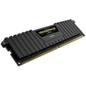 Corsair CMK16GX4M1A2400C14 Vengeance LPX 16GB (1x16GB) 2400MHz DDR4 CL14 1.2V Desktop Memory