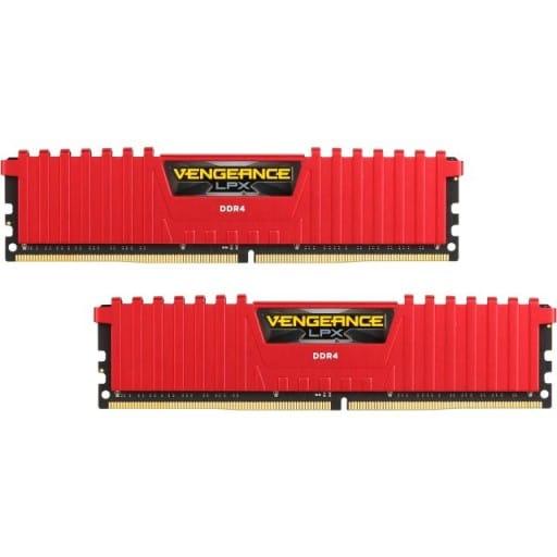 Corsair CMK16GX4M2B3000C15R Vengeance LPX 16GB (2x 8GB) DDR4 3000MHz 288-Pin Desktop Memory